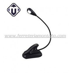 LINTERNA FLEXIBLE 2 LEDS XTRAFLEX2