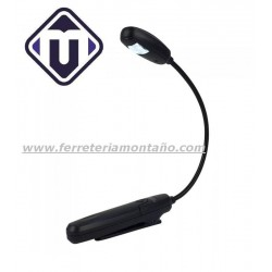 LINTERNA FLEXIBLE 1 LED TRAVELFLEX