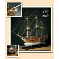 MAQUETA HMS BOUNTY 1:60 AMATI