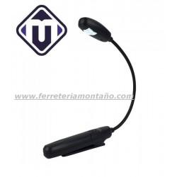 LINTERNA FLEXIBLE 1 LED TRAVELFLEX
